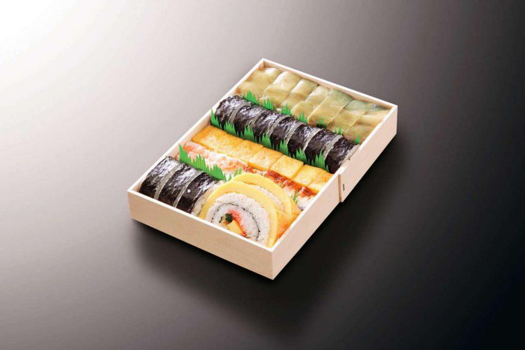 お寿司大折り1,800円(税別)